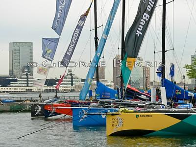 Volvo Ocean Race 2005 -2006 NYC Pitstop