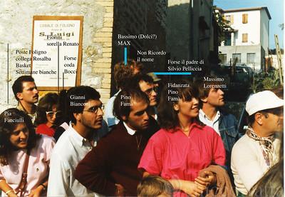 1 Settembre 1981 S. Luigi a Casale di Foligno