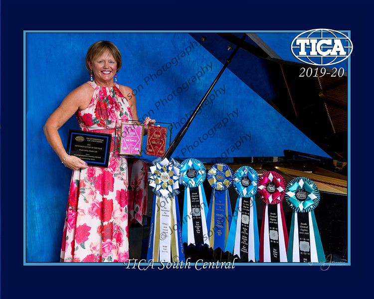 TICA SC Awards Ceremony 2020 - Corpus Christi, TX