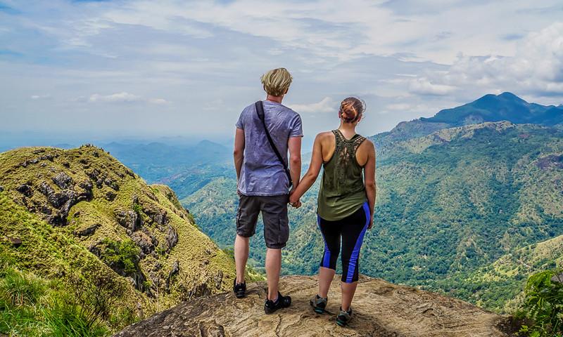 Us - Little Adams Peak, Sri Lanka.jpg