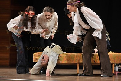 Whangarei Girls' High School: The Taming of the Shrew - Induction, sc ii
