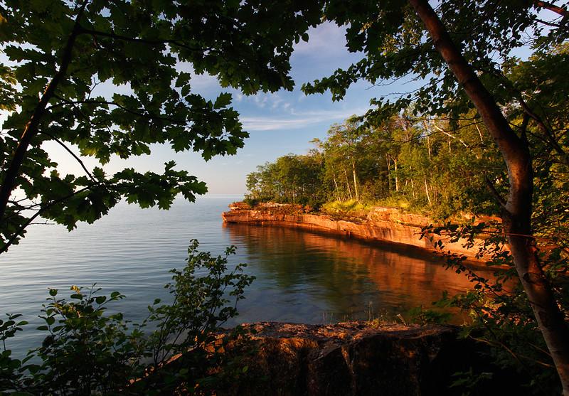 Shoreline - Big Bay State Park (Madeline Island - Wisconsin)
