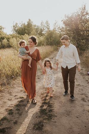 Comerford-King Family
