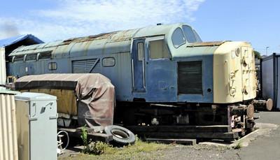 Birmingham: Tyseley Locomotive Works diesels, 2011