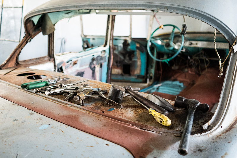 Restoring Old American Cars, Havana
