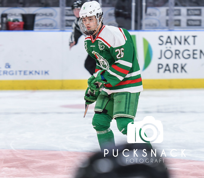 Scandinavium Cup match 4 2018-12-27: Rögle BK-Örebro Hockey