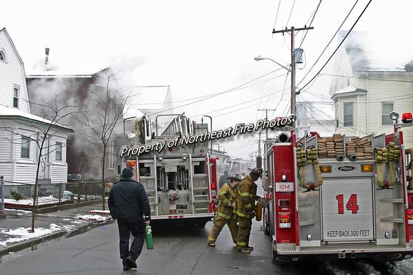 Providence- Hanover St?- 3/05