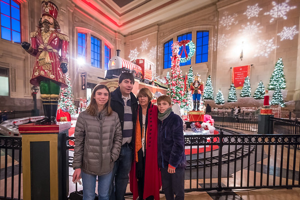 Union Station Family - 2017