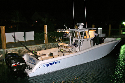 2008 Bahamas Wahoo Challenge - Leg 2 West End - Day 1 Morning