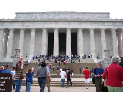 WASHINGTON DC & LINCOLN MEMORIAL