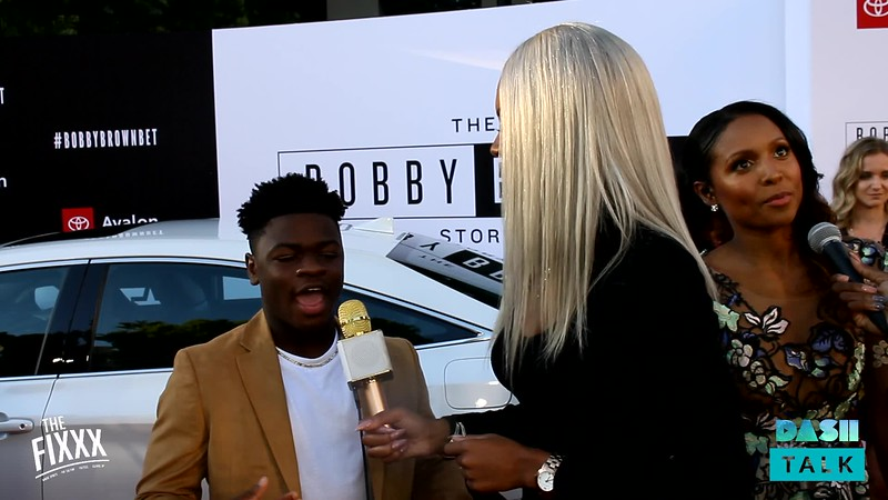 The Fixxx @ Bobby Brown Story Premiere - Kyle Sloan.mp4
