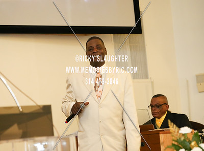 Rev. Garland Miller
