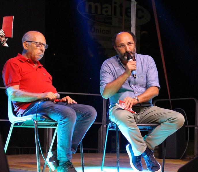 """Presentazione del libro """"Cosa Nostra spiegata ai ragazzi"""" con Marco Lillo e Salvatore Borsellino"""