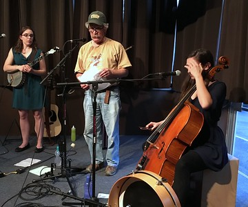 2016 04-07 Harpeth Rising at The Prism