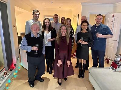 Linka Gaming Christmas Dinner 2020
