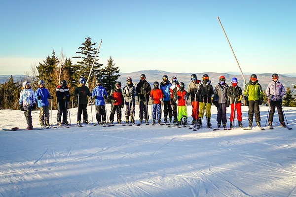Recreational Ski Team