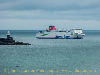 STENA NORDICA at Fishguard