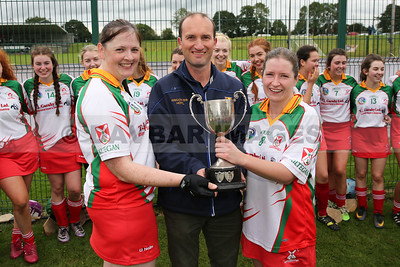 Kiltegan Junior Camogie Final 2017