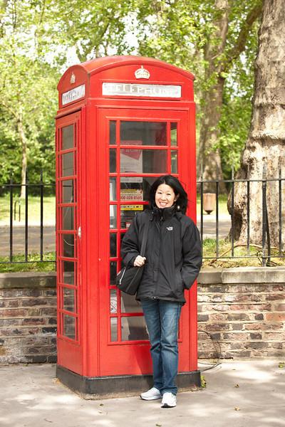 Summer of '09 LONDON