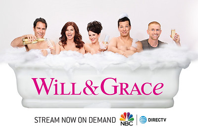FRIDAY Will and Grace at Atlanta Pride