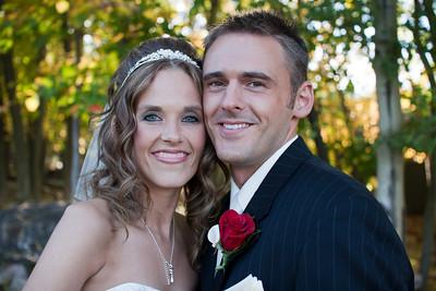 Jessica and Jory - Bride and Groom