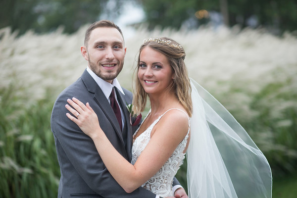 Kayla + Eric at Lake Windsor Country Club (September 21, 2019)