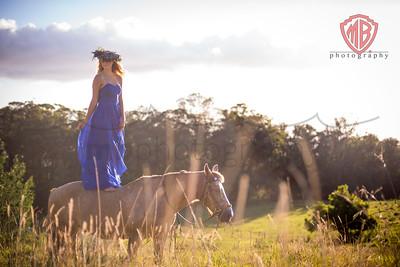 Angelina Horseplay