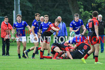 2021-09-04 Queens 59 Rainey Old Boys 7 Ulster Premiership