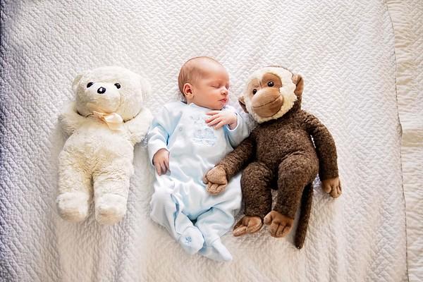 2020 Newborn Session | S. Family