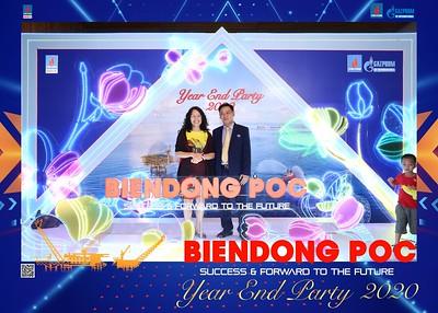 BIEN DONG POC | Year End Party 2020 instant print photo booth @ GEM Center | Chụp hình in ảnh lấy liền Tất niên 2020 tại TP Hồ Chí Minh | WefieBox Photobooth Vietnam