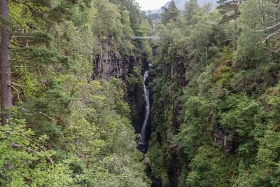 Gorge, castle, cave August 2020