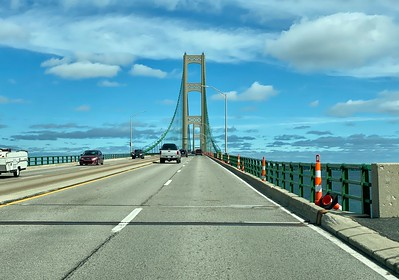 2020/09 Mackinac Bridge