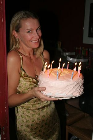 THE EMMA: Emma Snowdon-Jones Birthday