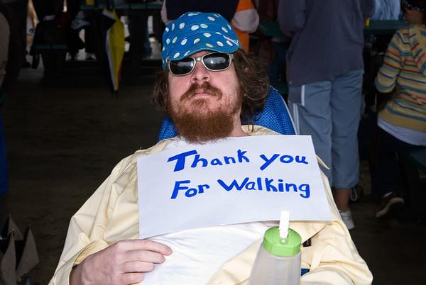 Asheville Walk 2009