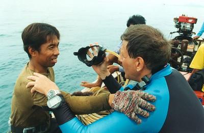 The Sea Gypsies of Thailand