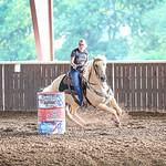 Happy Ranch Barrel Race 6-26-21