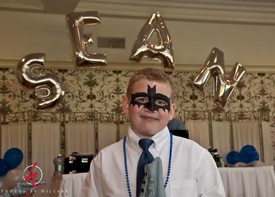 Sean's Communion Party