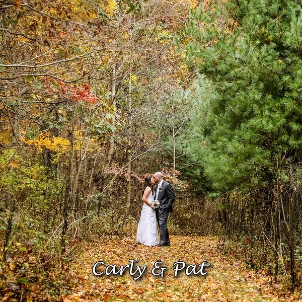 Carly & Pat 8x8 Sample Album