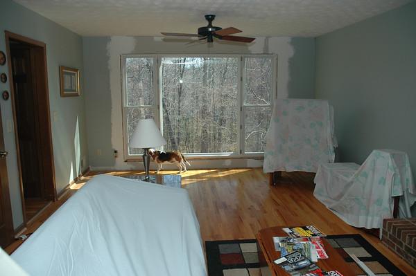 2005.03 Living Room - Kitchen