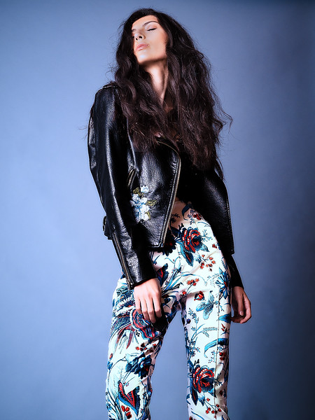 RGP080419-Catie Lysa Three Quarter Portrait in Leather 1.jpg