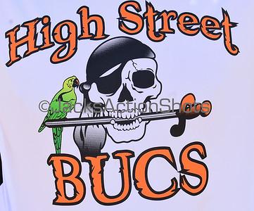 High Street Bucs vs Hammel Builders - Championship Game