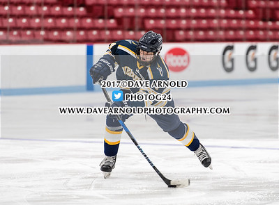 12/13/2017 - Boys Varsity Hockey - Needham vs Brookline
