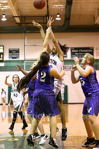 Girls vs Lindale, Dec. 16, 2008