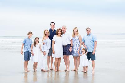 La Jolla Beach Family Photographs at La Jolla Beach and Tennis Club - July 2018