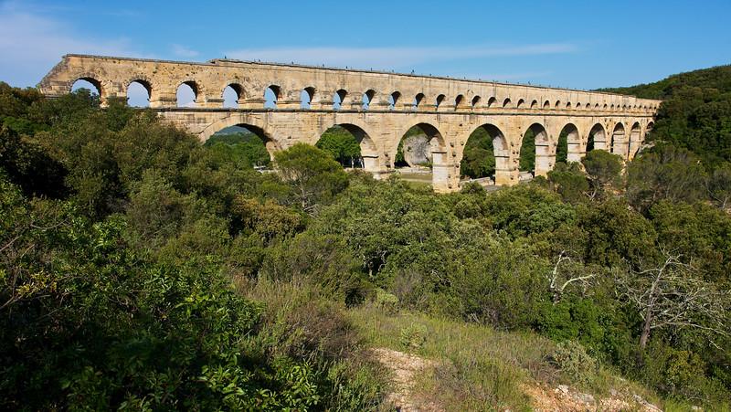 Pont du Gard from southern France