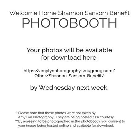 Shannon Sansom Benefit