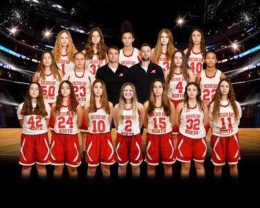 ANCHOR BAY MIDDLE SCHOOL GIRLS BASKETBALL
