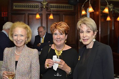 Classes of '63 and '64 - 50th Anniversary Reunion - New York - April 2014
