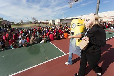 Helen Ball Elementary Olweus Kickoff