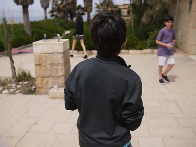 Israel 2012 Caesarea and Akko